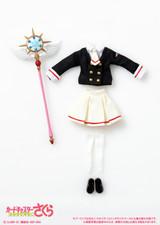 Pre-order*ship out End of November / Sakura Tomoeda Junior High School Uniform(Cardcaptor Sakura: Clear Card Edition)