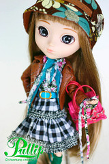 Sample doll / *Old Model Latte