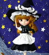 Sample Doll/ Kirisame Marisa from Touhou Project
