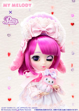 Pre-order*ship out End of December / My Melody Lilac