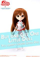Little & Sword Art Online Asuna
