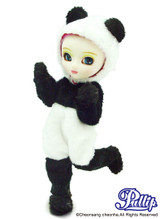 ** Package is yellowing: Panda