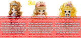 Complete Set :Aya&Sakura &Maya(P006 .D106 ,B302)