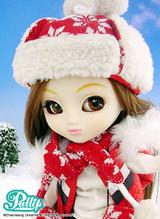 Sample doll /*Old Model Winter Purezza