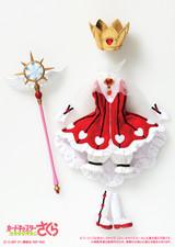 Pre-order*ship out End of February / Card Capture Sakura Battle Costume Rocket Beat