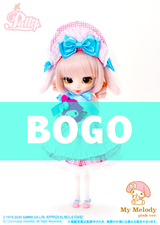 BOGO /  Pullip My Melody Pink Ver.