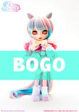 BOGO / Fluffy CC (Cotton Candy)