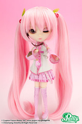 Sample doll / SAKURA MIKU