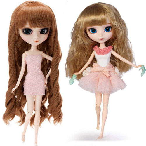 My Select Pullip Merl Body&Galesnjak Heart Look Set(P174,O815)
