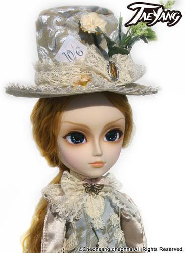 Sample doll /Romantic Mad Hatter