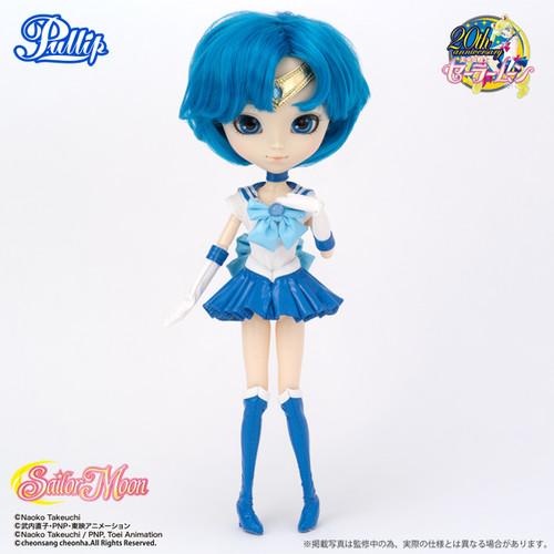 Sample doll / Sailor Mercury