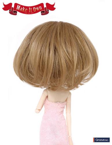 Wig:Bob (Light brown hair color)