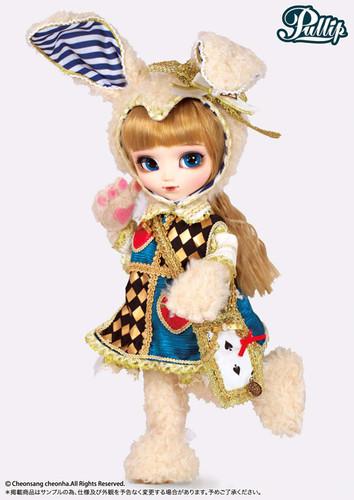 Classical White Rabbit
