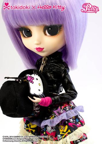 tokidoki x Hello Kitty x Pullip - Violetta - **Standard Version