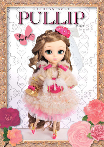 Book:Fashion Doll Pullip-Hi! I'm Pullip-