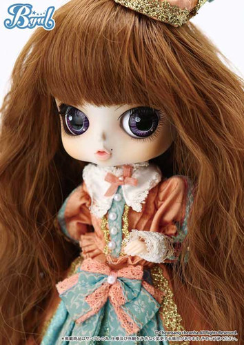 Sample doll / Clorinda
