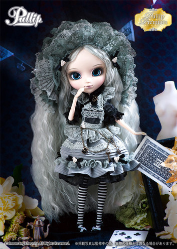 Romantic Alice Monochrome Ver.