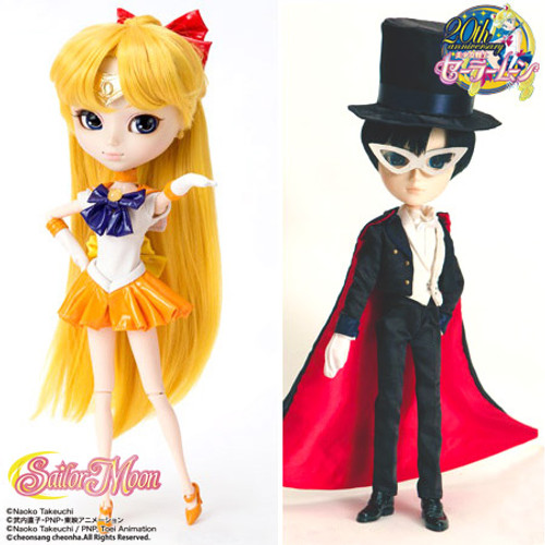 GS favorite:Tuxedo Mask & Sailor Venus (T249,P139)