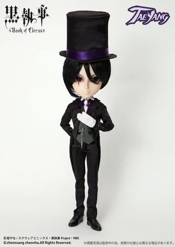 Sample doll / Black Butler Sebastian