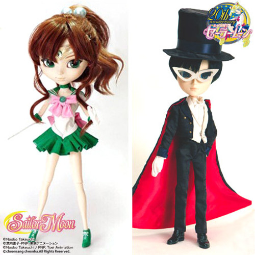 GS favorite:Tuxedo Mask & Sailor Jupiter (T249,P138)