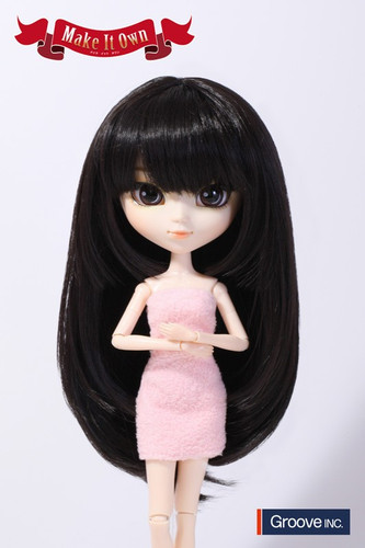 GS favorite:Long hair set (005,009,010)