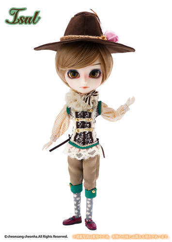 Sample doll / Hansel