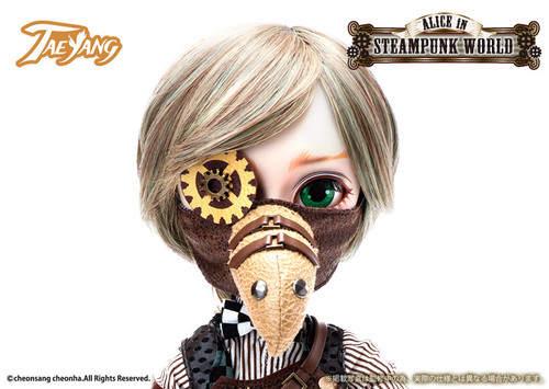 Taeyang Dodo in STEAMPUNK WORLD
