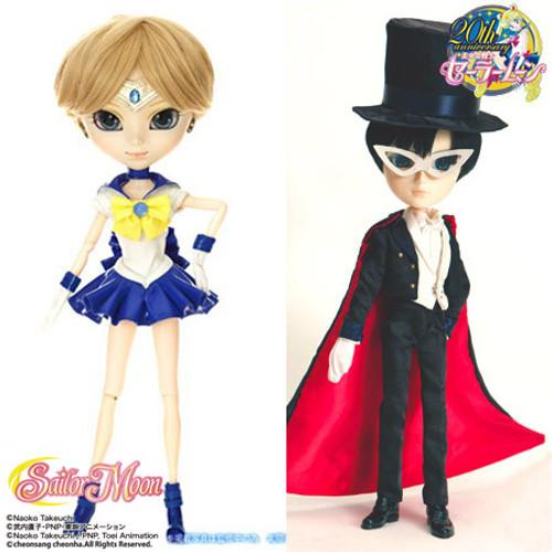 GS favorite:Tuxedo Mask & Sailor Uranus (T249,P148)