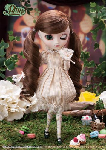 Sample doll /  Gretel