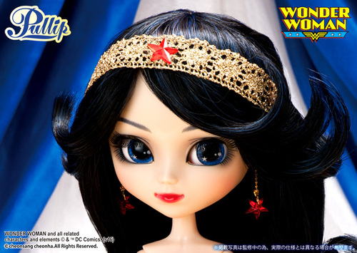 Beginners set: Wonder Woman- Dress Ver. SDCC2016 Special