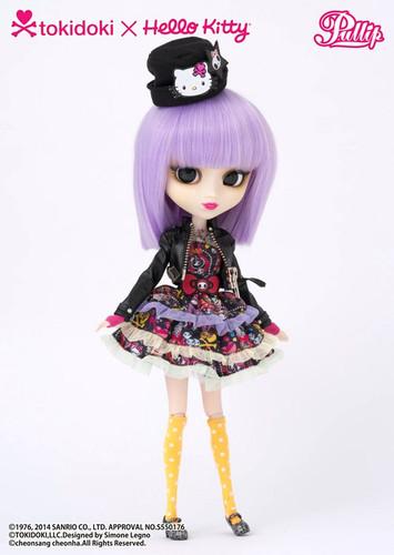 Beginners set: Violetta - Tokidoki Hello Kitty **Standard Version
