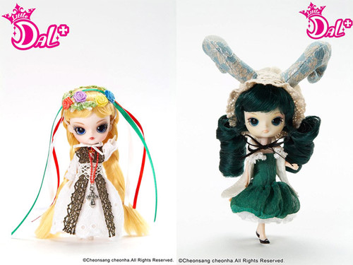 GS favorite: Meena & Capricornus (LD514,LD512)