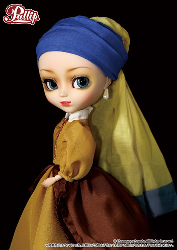 DENT BOX / Pullip Girl with a Pearl Earring