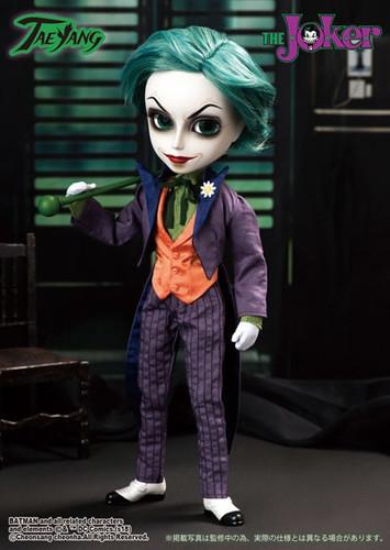 GS favorite:Joker & Harley Quinn (T264,P173)