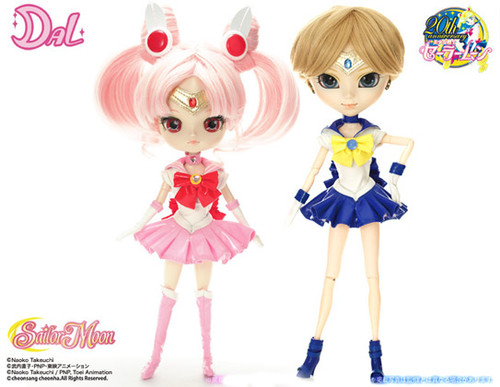 GS favorite:Sailor Uranus & Sailor Chibi Moon(P148,D154)