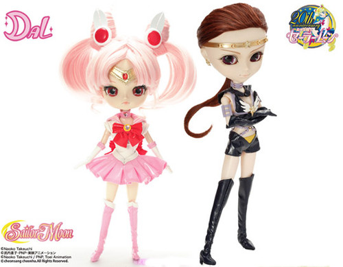 GS favorite:Sailor Star Maker & Sailor Chibi Moon(P166,D154)