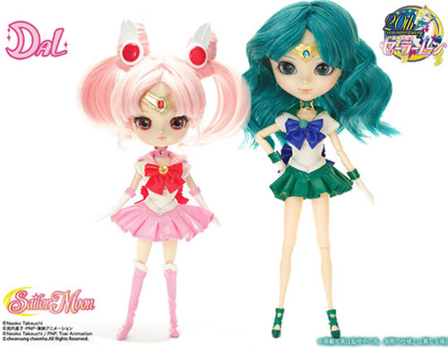 GS favorite: Sailor Neptune & Sailor Chibi Moon(P149,D154)