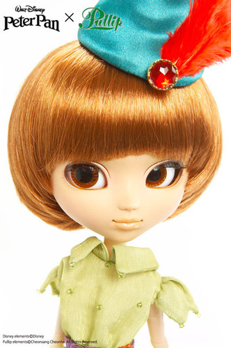 Factory sale /  **Only outfit No Doll body Peter Pan **Not include cape