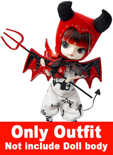Factory sale /  Lipoca **Only outfit  No Doll body
