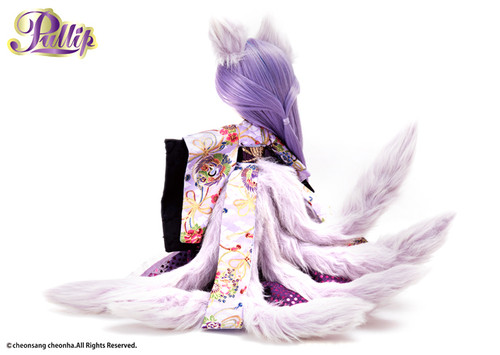 Nine-Tailed FOX KUMIHO