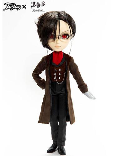 Black Butler Sebastian -Private Teacher ver.