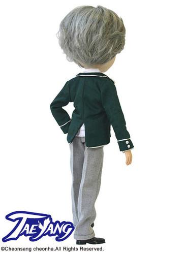 Sample doll /   William