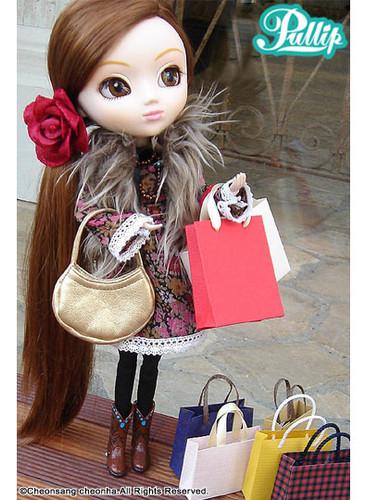 Sample doll / '06 Winter Purezza