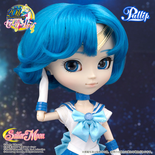 Beginners set:Sailor Mercury