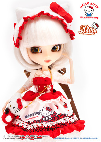 Pre-order*ship out Dec/ Hello Kitty ★45th Anniversary