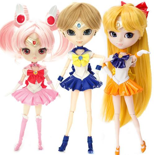 GS favorite: Sailor Uranus& Sailor Venus &Sailor Chibi Moon (P148,P139,D154)
