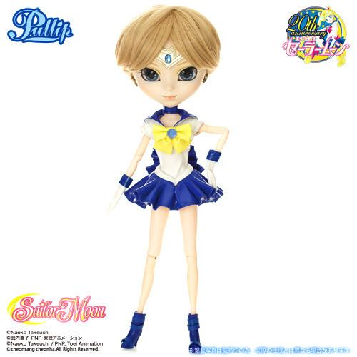 GS favorite: Sailor Uranus& Sailor Venus &Sailor Mercury (P136P139,P148)