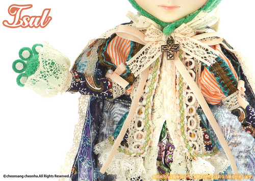 Sample doll /  Caros