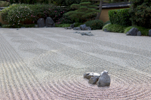Japanese / Zen stones