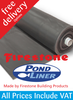 14ft (4.27m) Wide Firestone PondGard Pond Liner 1.02mm Thickness